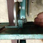 Platen clamping/adjust mechanism (so I know how to put back together)