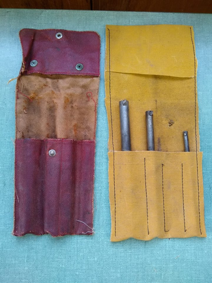 Boring Bar Tool Roll